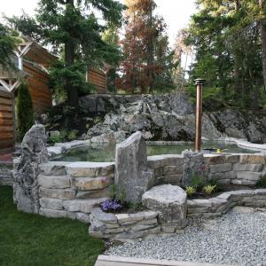 Whistler Design and Build Pond